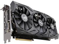 ASUS ROG-STRIX-RX580-8G-GAMING Radeon RX 580 8GB GDDR5 (Schwarz)