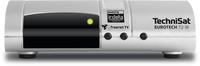TechniSat EUROTECH T2 IR Terrestrisch Silber TV Set-Top-Box (Silber)