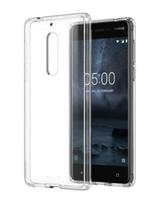 Nokia Slim Crystal Case CC-102 Abdeckung Transparent (Transparent)