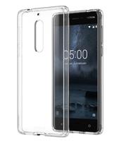 Nokia Hybrid Crystal Case CC-704 Abdeckung Transparent (Transparent)