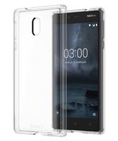 Nokia Hybrid Crystal Case CC-705 Abdeckung Transparent (Transparent)