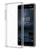 Nokia Hybrid Crystal Case CC-703 Abdeckung Transparent (Transparent)