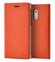 Nokia Slim Flip Cover CP-301 Ruckfall Kupfer (Kupfer)