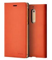 Nokia Slim Flip Cover CP-302 Ruckfall Kupfer (Kupfer)