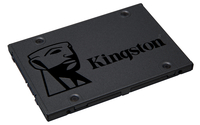 Kingston Technology A400 SSD 240GB Serial ATA III (Schwarz)