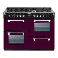 Stoves Richmond 1100DFT Range cooker Gaskochfeld A Violett (Violett)