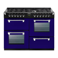 Stoves Richmond 1100DFT Range cooker Gaskochfeld A Blau (Blau)