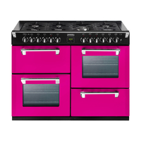 Stoves Richmond 1100DFT Range cooker Gaskochfeld A Pink (Pink)