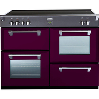 Stoves Richmond 1100Ei Range cooker Induktionskochfeld A Violett (Violett)