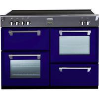 Stoves Richmond 1100Ei Range cooker Induktionskochfeld A Blau (Blau)