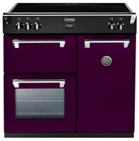 Stoves Richmond 900Ei Range cooker Induktionskochfeld A Violett (Violett)