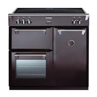 Stoves Richmond 900Ei Range cooker Induktionskochfeld A Schwarz (Schwarz)