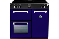Stoves Richmond 900Ei Range cooker Induktionskochfeld A Blau (Blau)