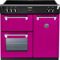 Stoves Richmond 900Ei Range cooker Induktionskochfeld A Pink (Pink)