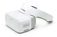 DJI Goggles Dedicated head mounted display 495g Weiß (Weiß)
