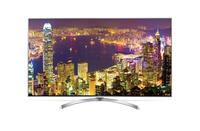 LG 65SJ8109 65Zoll 4K Ultra HD Smart-TV WLAN Silber LED-Fernseher (Silber)
