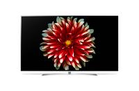 LG Flachbild-TVs 65Zoll 4K Ultra HD Smart-TV Silber LED-Fernseher (Silber)