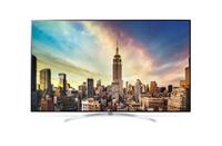 LG 65SJ9509 65Zoll 4K Ultra HD Smart-TV WLAN Silber, Weiß LED-Fernseher (Silber, Weiß)