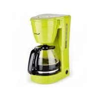 Korona 10118 Freistehend Halbautomatisch Filterkaffeemaschine 1.5l 12Tassen Grün Kaffeemaschine (Grün)