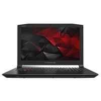 Acer Predator PH317-51-720W 2.8GHz i7-7700HQ 17.3Zoll 1920 x 1080Pixel Schwarz, Rot Notebook (Schwarz, Rot)