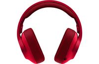 Logitech G433 Binaural Kopfband Rot Headset (Rot)