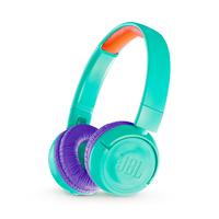 JBL JR300BT Türkis ohrumschließend Kopfband Kopfhörer (Türkis)