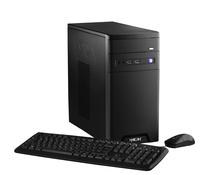 Hyrican CyberGamer 5549 3.6GHz 1600x Tower Schwarz PC (Schwarz)