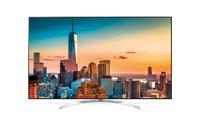 LG 55SJ8509 55Zoll 4K Ultra HD Smart-TV WLAN Silber LED-Fernseher (Silber)