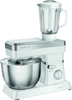 Clatronic KM 3636 6.3l Weiß Küchenmaschine (Weiß)