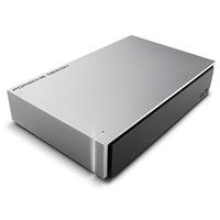 LaCie Porsche Design 6000GB Silber Externe Festplatte (Silber)