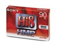 Sony P590HMP3 Videobänder