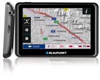 Blaupunkt TravelPilot 55 ACTIVE EU LMU Fixed 5Zoll Touchscreen 181g Schwarz Navigationssystem (Schwarz)