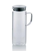 Kela 11398 1.6l Glas Transparent Kanne (Transparent)