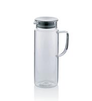 Kela 11397 1l Glas Kanne (Transparent)