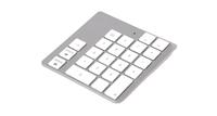 LMP 14300 Notebook / PC Bluetooth Weiß Numerische Tastatur (Weiß)