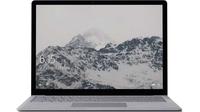 Microsoft Surface Laptop 2.5GHz i7-7660U 13.5Zoll 2256 x 1504Pixel Touchscreen Platin Notebook (Platin)