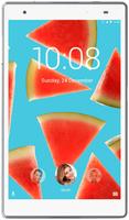 Lenovo TAB 4 8 16GB 4G Weiß Qualcomm Snapdragon MSM8917 Tablet (Weiß)