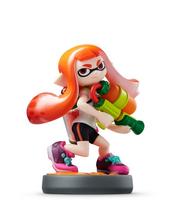 Nintendo 2006366 1Stück(e) Schwarz, Weiß Kinderspielzeugfigur (Schwarz, Orange, Weiß)
