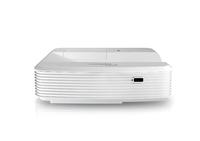 Optoma GT5000+ 1080P Tragbarer Projektor 3200ANSI Lumen DLP 1080p (1920x1080) 3D Weiß Beamer (Weiß)