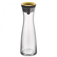 WMF 06.1770.6590 1l Schwarz Karaffe, Krug & Flasche (Gold, Schwarz, Transparent)