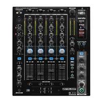 Reloop RMX-90 DVS Digital Vinyl System (DVS) scratcher Schwarz DJ-Controller (Schwarz)