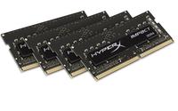 HyperX Impact 32GB DDR4 2400MHz Kit 32GB DDR4 2400MHz Speichermodul (Schwarz)