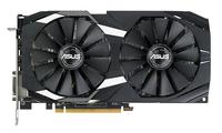 ASUS DUAL-RX580-O4G Radeon RX 580 4GB GDDR5 (Schwarz)