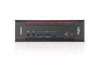 Fujitsu ESPRIMO Q957 2.8GHz i7-6700T 3L Größe PC Schwarz Mini-PC (Schwarz)