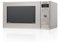 Panasonic NN-GD37 Arbeitsfläche Kombi-Mikrowelle 23l 1000W Edelstahl (Edelstahl)