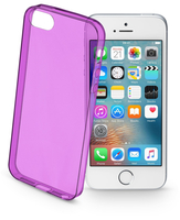 Cellularline Color Case 4Zoll Abdeckung Violett (Violett, Transparent)