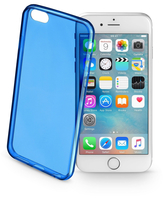 Cellularline Color Case 4.7Zoll Abdeckung Blau (Blau, Transparent)