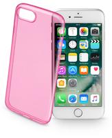 Cellularline Color Case 4.7Zoll Abdeckung Pink,Transparent (Pink, Transparent)