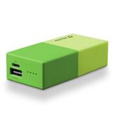 Cellularline FREEPSMART5000G Lithium 5000mAh Grün Akkuladegerät (Grün)