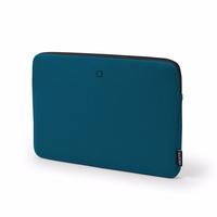 Dicota Slim Case Base 15-15.6 15.6Zoll Ärmelhülle Blau (Blau)